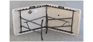 Klapborde fold in half 183 x 76 cm.